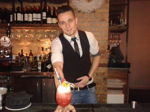 the anthologist bar, the anthologist london